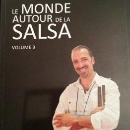 """Livre """"Le monde autour de la salsa"""""""